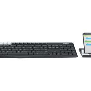 Teclado Logitech K375s Multi-Device