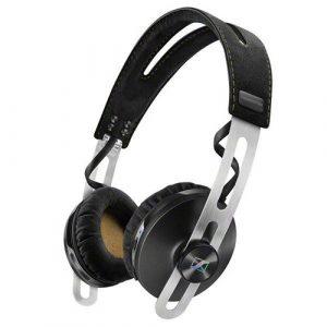 Audifonos Bluetooth marca Sennheiser HD1 WIRELESS color Negro