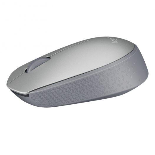 Mouse Inalámbrico M170 color Plateado marca Logitech