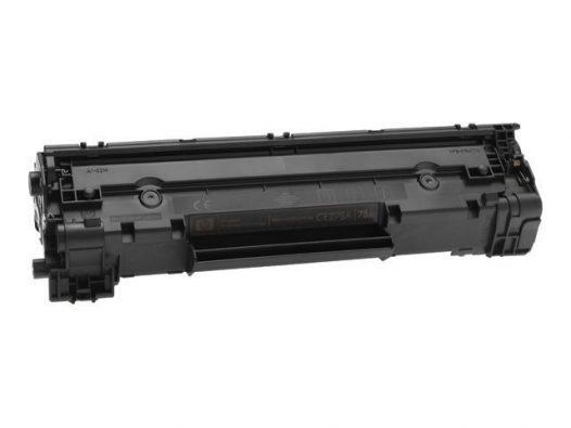 Cartucho de tóner HP 78A Negro