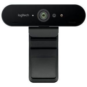 Cámara para Videoconferencias Logitech BRIO 4K Ultra HD