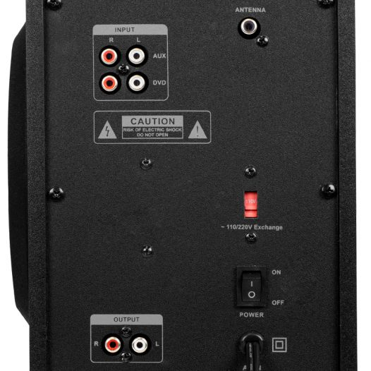 Bocinas para Computadora 2.1 Canales con Bluetooth KWS-651 marca Klip Xtreme