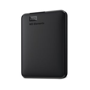 "Disco Duro Western Digital Elements de 1TB 2.5"" color Negro"