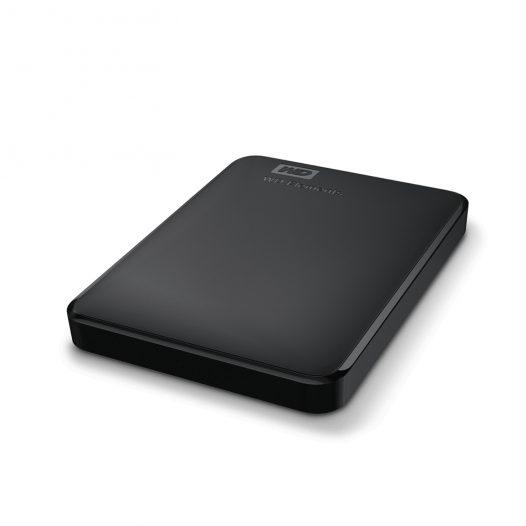 "Disco Duro Western Digital Elements de 1TB 2.5"" color Negro"