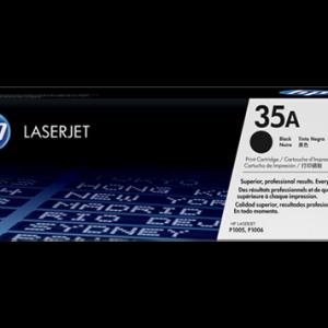 Toner HP 35A Negro