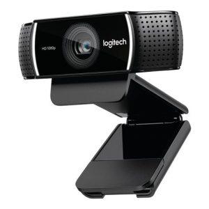 Cámara web Logitech HD C922