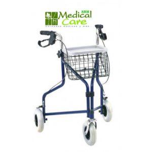 Andador de 3 ruedas Medical Care