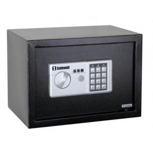Caja fuerte de seguridad Con panel Electrónico  Marca ABM