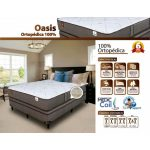 Cama King Size Oasis 100% ortopedica Marca Facenco