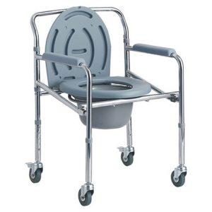 Baño portátil con rodos Medical Care