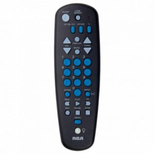 Control remoto universal marca RCA