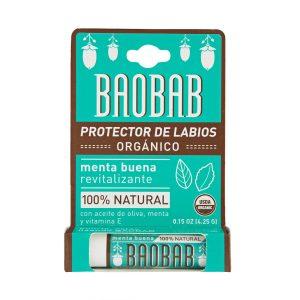 Protector de Labios - BAOBAB - Menta buena