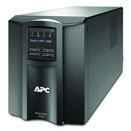 UPS Interactivo APC Inteligente SMT1500 1500VA  8 Tomas