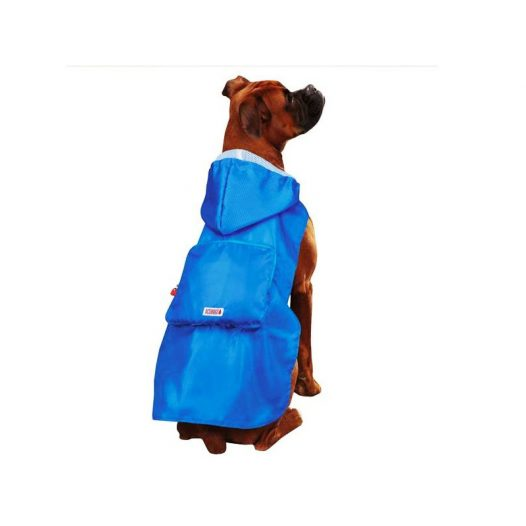 Chaleco para Mascotas Marca Kong Color Azul