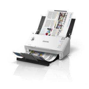 Escáner de documentos a dos caras Epson WorkForce DS-410