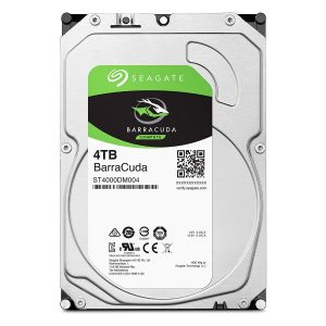 "Disco Duro Interno para Desktop 4TB 3.5"" Seagate Barracuda"