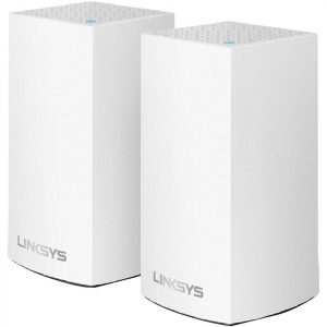 Extensor WiFi en Malla Mesh Marca Linksys Velop Paquete de Dos Unidades