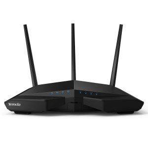 Router AC18 marca Tenda AC1900 Gigabit de Doble Banda