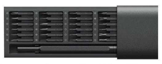 Kit De Herramientas Xiaomi Set De 24 Puntas De Metal