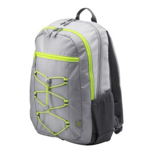 "Mochila para Laptop HP de 15.6"" Color Gris/Verde"