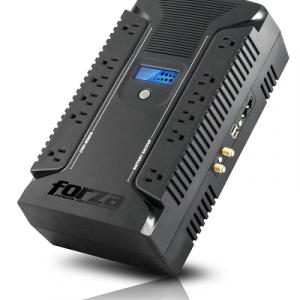 UPS Forza 1000VA LCD Interactivo de 12 Tomas