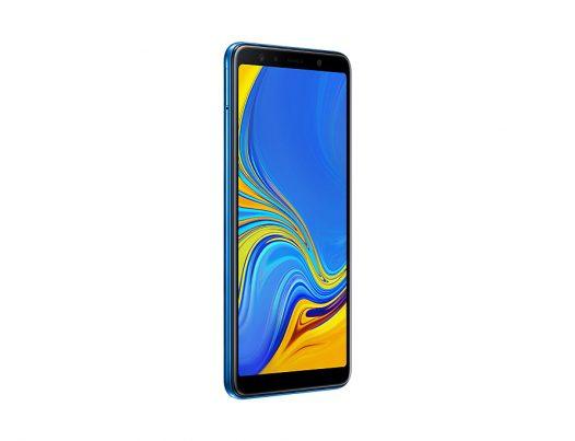 Celular Samsung A7 2018 Azul