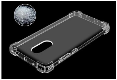 Case Para Xiaomi Redmi 5 Plus Transparente