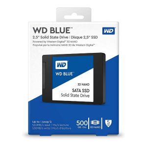 SSD Western Digital 500 GB