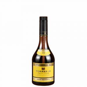 Brandy Imperial Torres 10