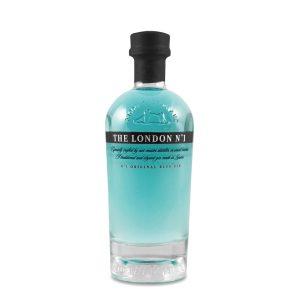 Botella de Ginebra Original Blue Gin The London Nº. 1