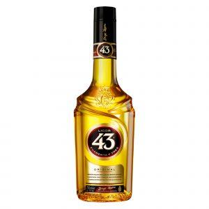 Botella de Licor de Hierbas 43