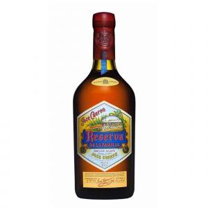 Botella Tequila Reserva De La Familia Añejo