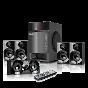 Sistema de altavoces Klip Xtreme 5.1 inalámbrico