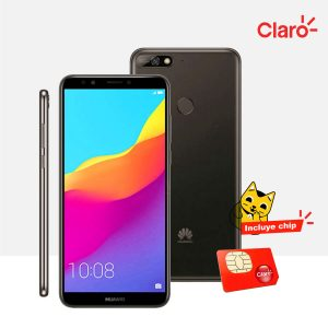 Celular HUAWEI Y5 2018 con chip Claro