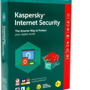 Kaspersky Internet Security Para 3 Usuarios Por 1 Año
