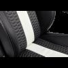 Silla Gaming CORSAIR T2 Road Warrior Color Negro con Blanco