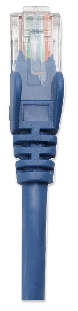Cable de Red CAT5E Color Azul de 15m