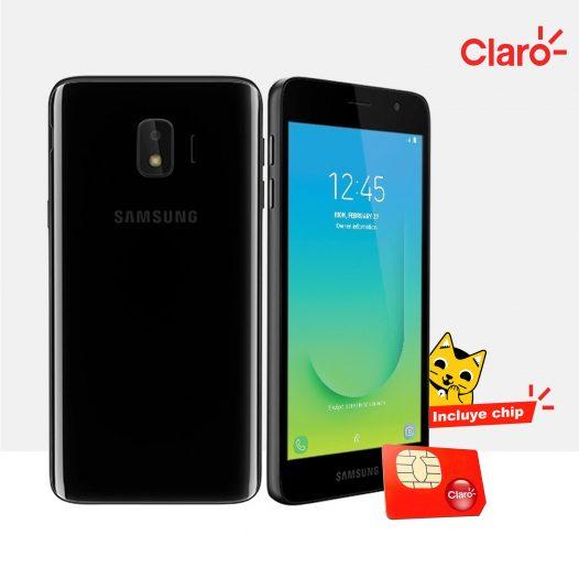 Celular Samsung J2 core activado con Claro