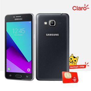 Celular SAMSUNG J2 PRIME con chip Claro