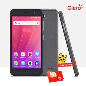 Celular NYX Glam activado con Claro