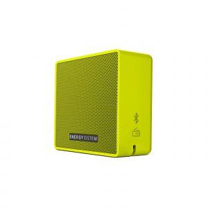 Bocina Bluetooth Energy System Mini Color  Amarillo
