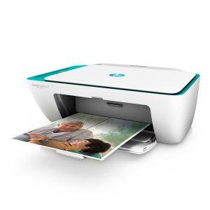 Impresora Multifuncional de Cartuchos HP Ink Advantage 2675
