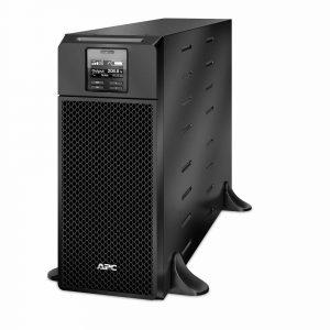 UPS Online APC Inteligente con Pantalla 6000VA de 3 Tomas
