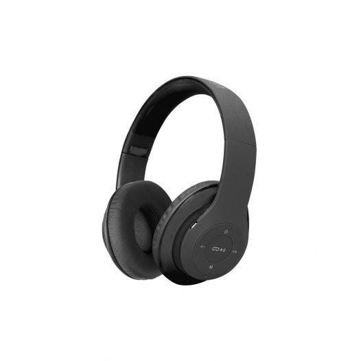 Klip Xtreme Audifonos Bluetooth Pulse KHS-628 color Negro