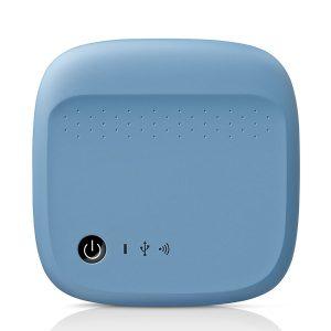 Disco duro Externo Wifi 500GB Marca Seagate Color Azul