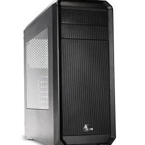Case Xtech para Gamers Delirium XT-GMR1 ATX Sin Fuente