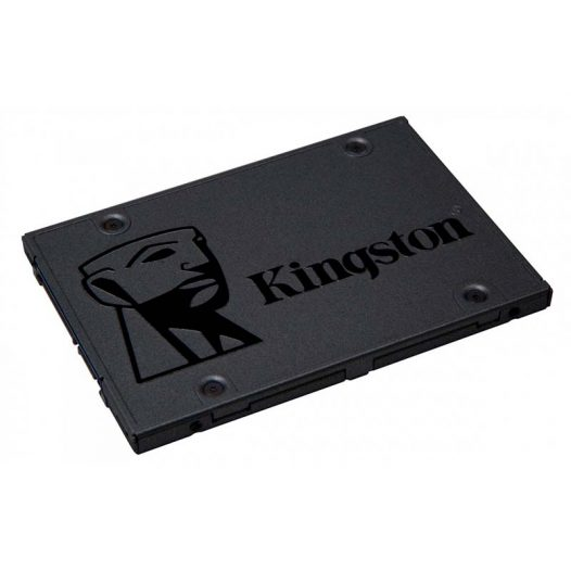 Unidad en Estado Sólido Kingston A400 480GB