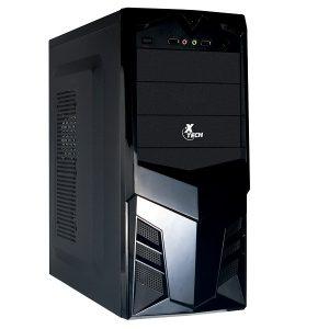 Case Xtech XTQ-208 Micro ATX con Fuente 600W