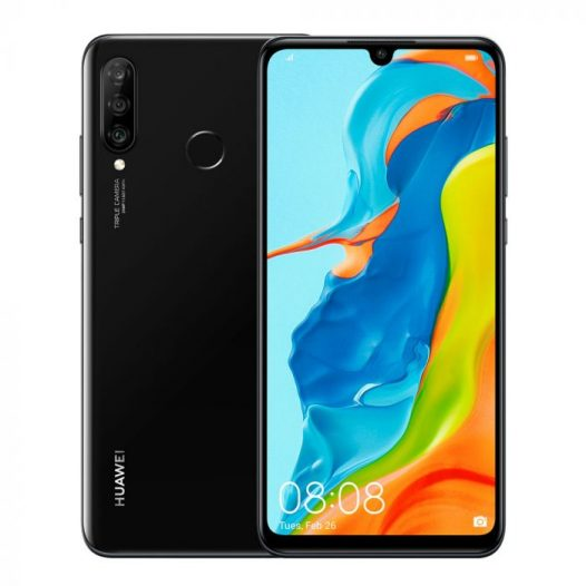 "Huawei P30 Lite 4GB RAM 128GB 6.1"" DualSIM Color Negro"