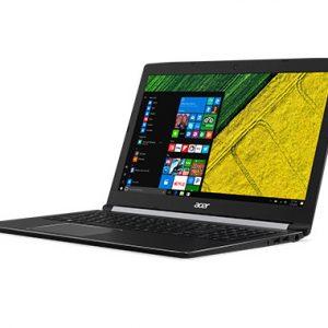 "Laptop Acer Core i5 8250U 4GB RAM + 16GB Optane 1TB Win10H 15.6"" Color Gris"